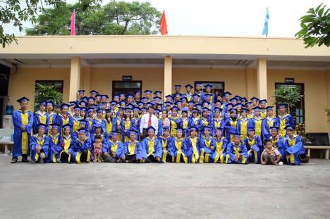 Lễ tốt nghiệp lớp Y5 - Y sĩ Y học cổ truyền.